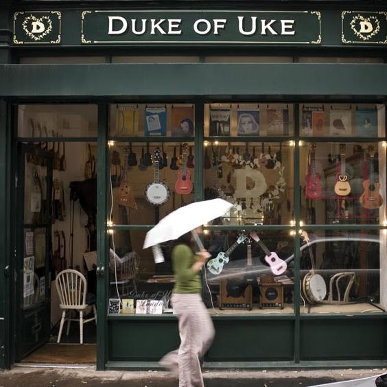 Duke of Uke store