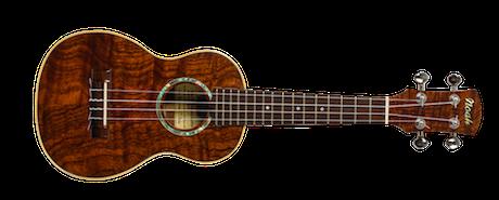 mahogany soprano ukulele