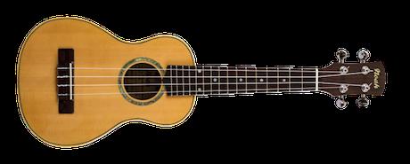 spruce tenor ukulele